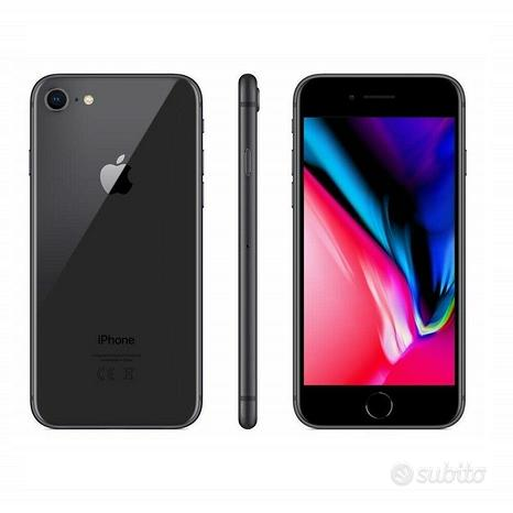 IPhone 8 nero 64gb SCHEDA MADRE GUASTA