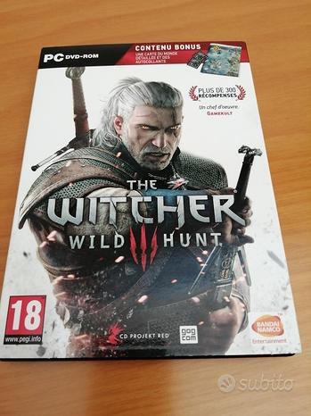 The Witcher 3 Special edition(300ricompense,mappa)