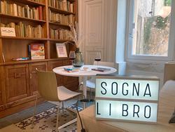 Sognalibro: bed and books