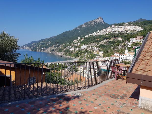 Costiera Amalfitana mansarda a Vietri sul Mare