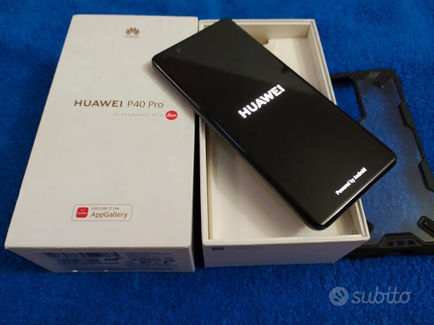 Huawei P40 Pro 5G 8/256Gb Nero Dual Sim