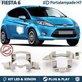 ADATTATORI KIT LED H7 per Ford Fiesta 6 Supporto