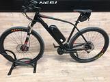 Bici mountain bike elettrica