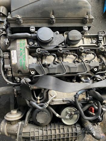 Motore e cambio automatico Mercedes Classe C