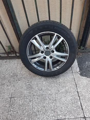 Gomme invernali Michelin cerchioni x Hyundai