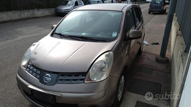 Pezzi di ricambio Nissan Note anno 2009
