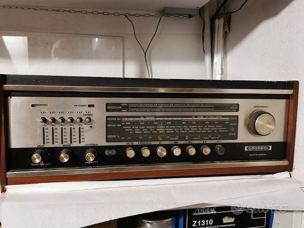 Grundig senderwahl stereomeister 3000 Vintage 1967