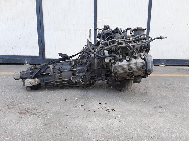 Motore cambio Subaru Forester 97 2000cc benz. EJ20