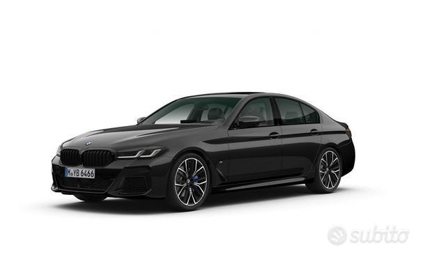BMW 520 d 48V xDrive Msport *Nuova
