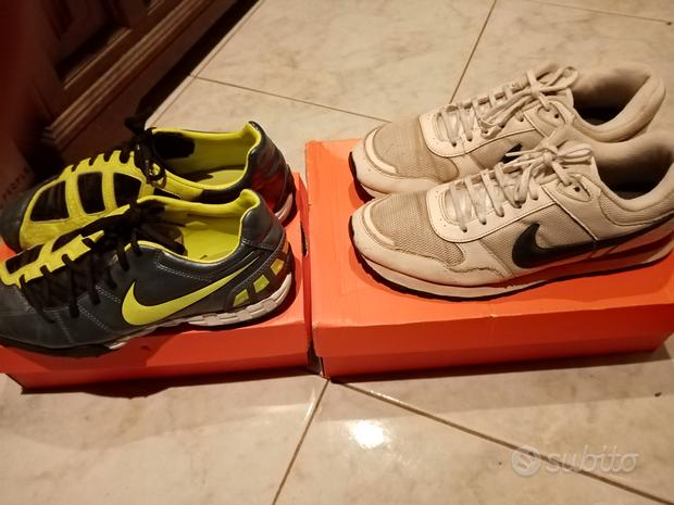 Nike training e nike t90 mis 43 originali
