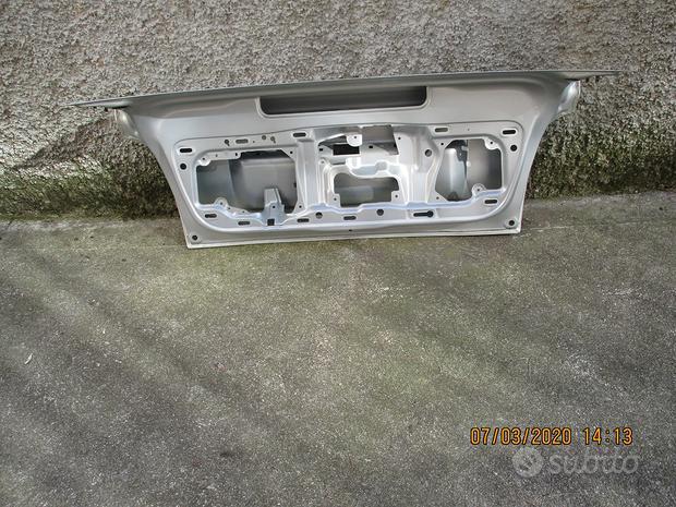 Cofani Baule Posteriore Golf Cabrio 1 /2 Serie