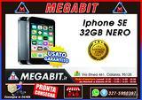 Iphone SE 32GB Nero con Garanzia