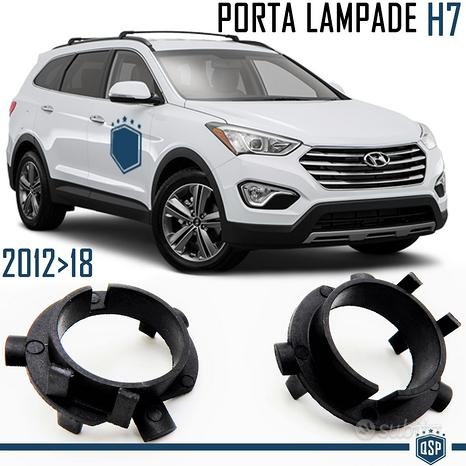 Hyundai Santa Fe 3 Portalampada KIT LED adattatori