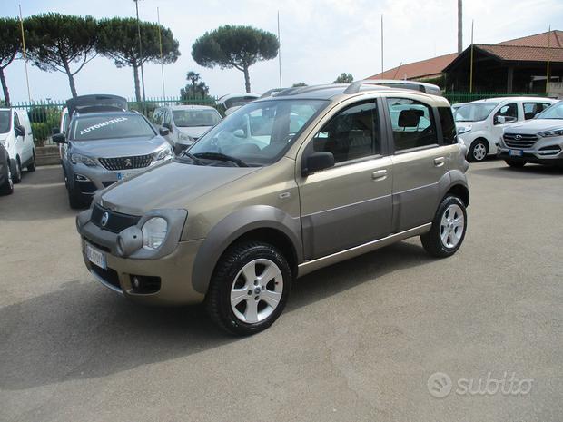 Fiat Panda 1.3 MULTIJET E4 CROSS 4X4 TASTO ELD