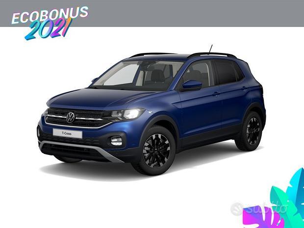 Volkswagen T-Cross 1.0 tsi style 110cv