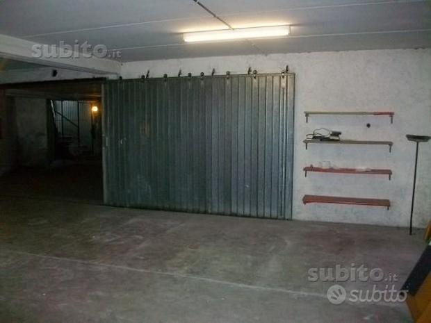 Garage doppio viale europa