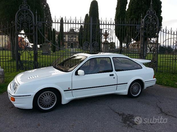 FORD Sierra RS Cosworth 100% original (PERMUTE