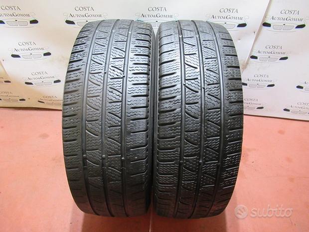 Saldi 235 65 16C Pirelli 2017 85%MS 235 65 R16