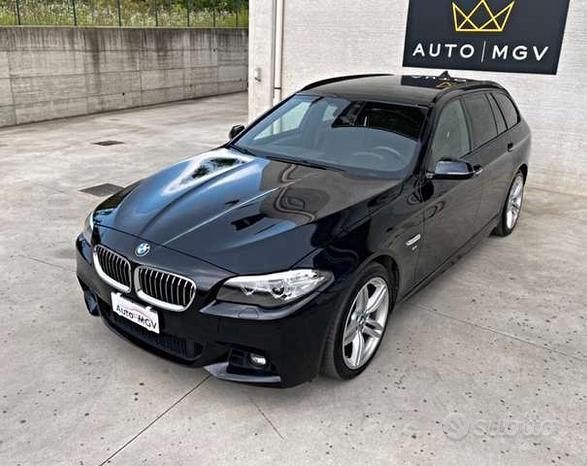 BMW 525d Touring Msport xDrive PERFETTA
