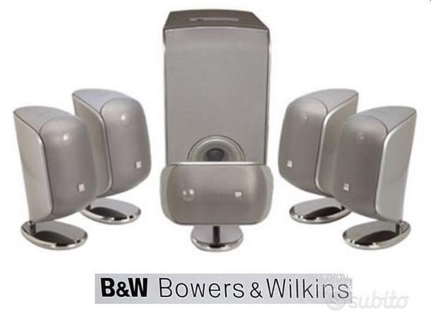 HOME THEATRE B&W Bowers & Wilkins - M-1