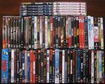 DVD film Horror, anime Jap, commedia, fantascienza