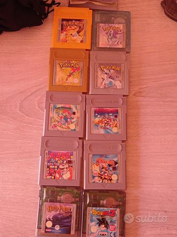 Giochi GAME BOY (Guarda Foto)