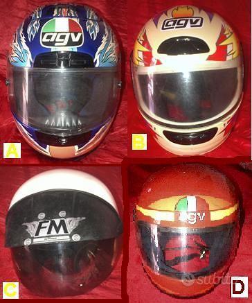 1qa casco moto elmets