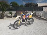 Yamaha yz 250 2t targato