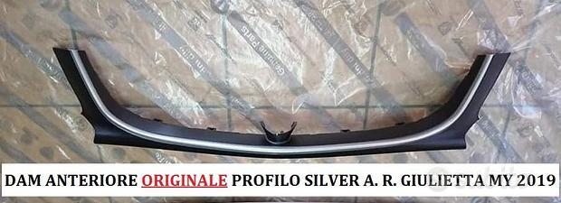 Dam anteriore profilo Silver A R Giulietta My 2019