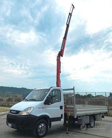Autoc/ Camion/ Gru/ Cass IVECO DAILY 35C17