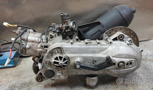 Blocco motore Gilera Runner 180 2t e ricambi