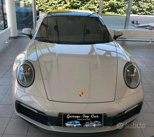 Porsche 911 (992) - 2020