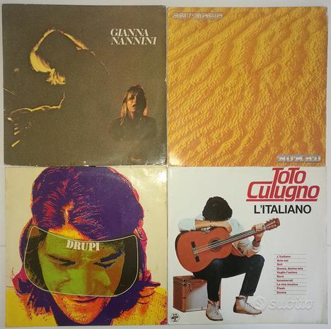 21 Gianna Nannini Vinile/Lp/disco/dj/Musica