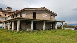 Villa in costruzione su due livelli di 250mq