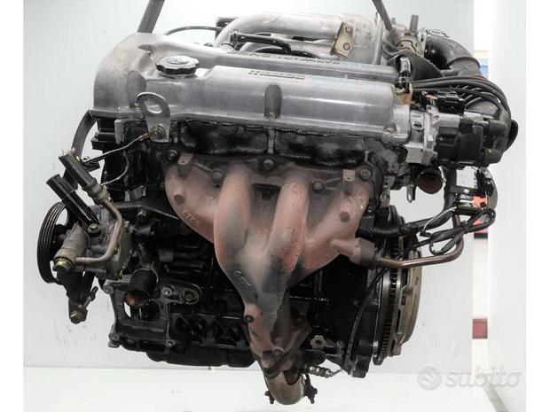 Z5 MOTORE C/SPINTEROGENO MAZDA 323 (BJ) 1.5B 16V