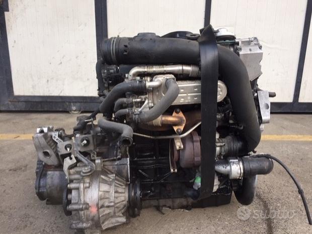 Motore e cambio Audi A3 2005 1900cc TD BKC