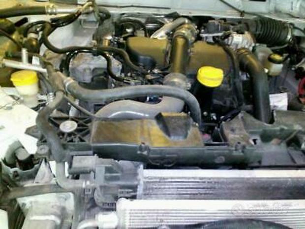 Motore completo Nissan Quashqai 15dci