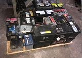 Batterie multimarca vari amperaggi