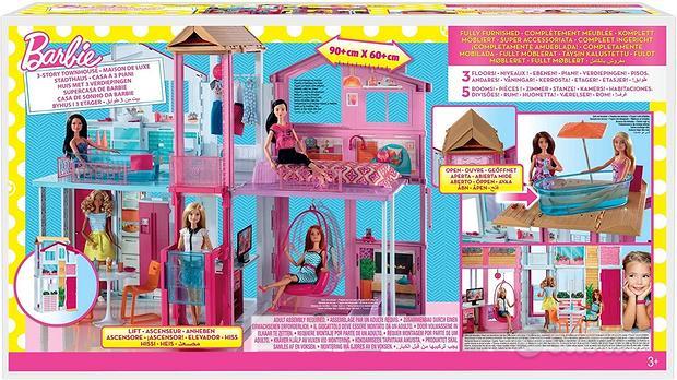 Barbie - La Casa di Malibu - DLY32