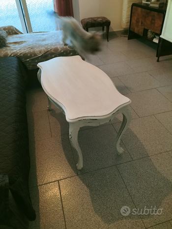 Tavolino shabby chic