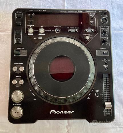 Pioneer CDJ 1000-MK3