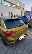 Volkswagen t roc 1.6 tdi scr style bluemotion