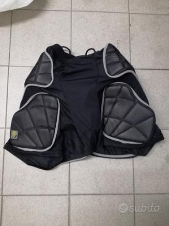 Protezione pantaloncini mtb motocross