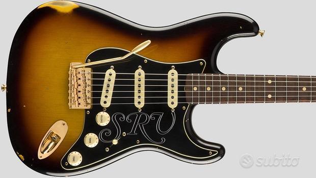 Fender Custom Shop Stevie Ray Vaughan Strato Relic