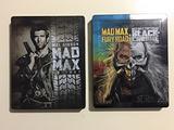MAD MAX Blu-ray Steelbook. Saga completa