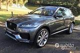 Jaguar F-pace 2018 come ricambi f925