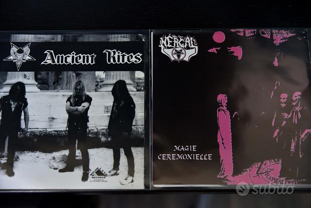 """7"""" EP Black Death metal"""