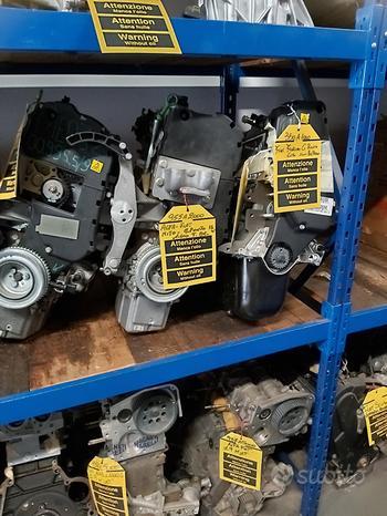 Motori nuovi e km0 Fiat Lancia Alfa