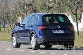 Volkswagen tiguan 2017 come ricambi