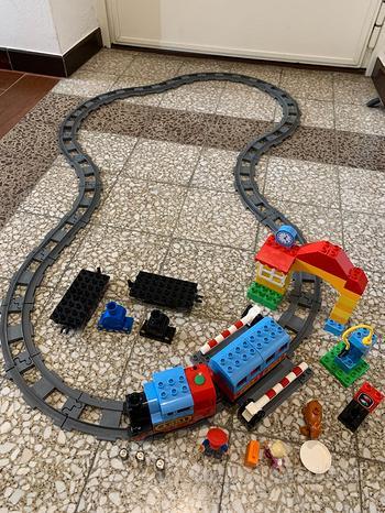 LEGO DUPLO - Il Mio Primo Treno V110 e PEZZI EXTRA